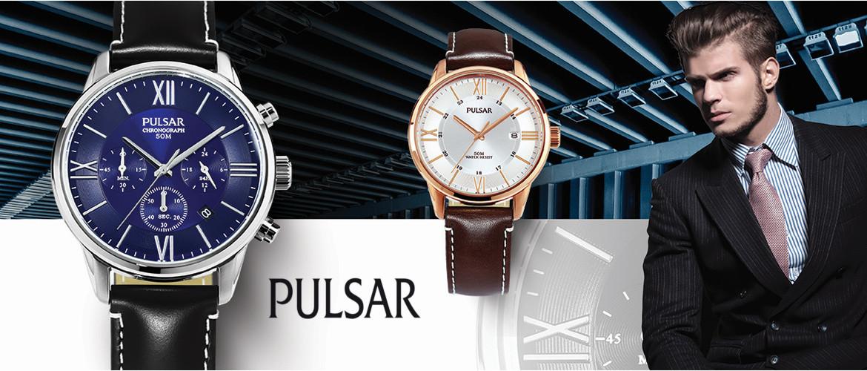 Slidergrafik zur Marke Pulsar