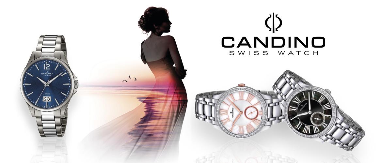 Slidergrafik zur Marke Candino