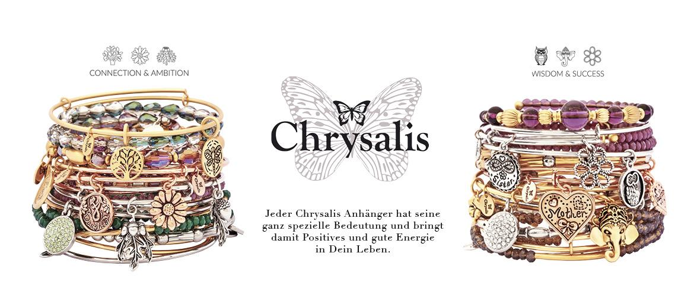Sidergrafik zur Marke Chrysalis