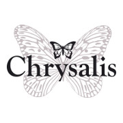 Logografik zur Marke Chrysalis