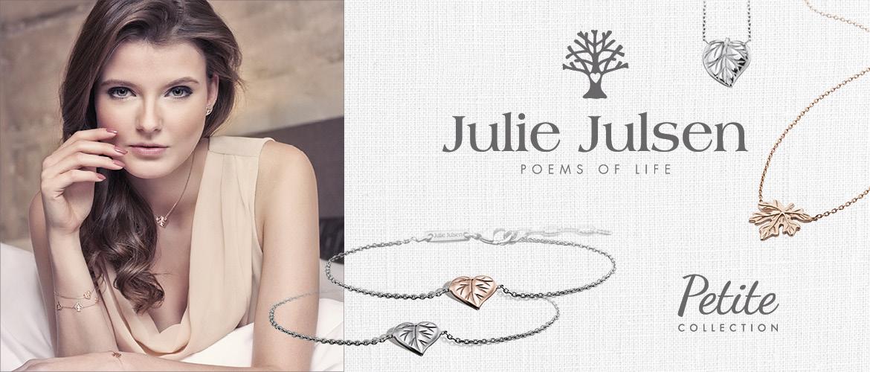 Slidergrafik zur Marke Julie Julsen