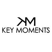 Logografik zur Marke Key Moments